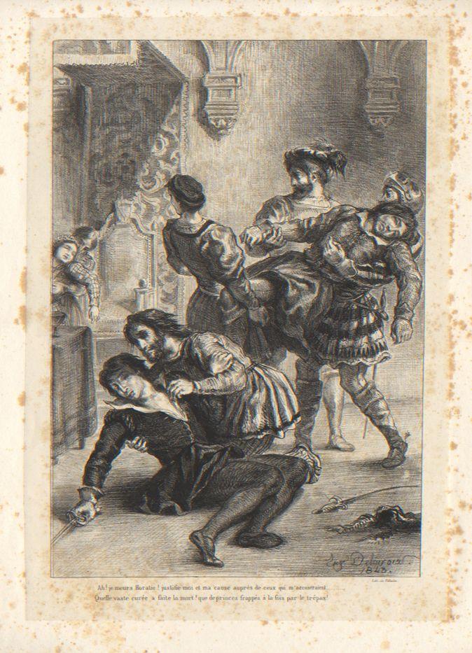 passionate gertrude in shakespeares hamlet essay